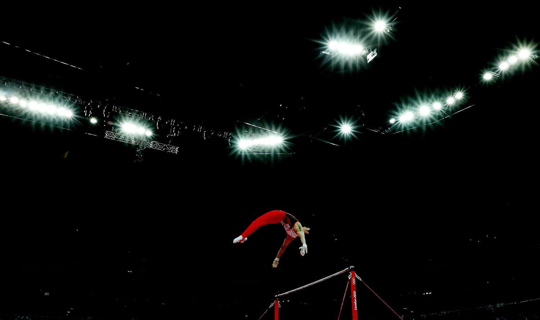 Olympics 2012 by Ezra Shaw