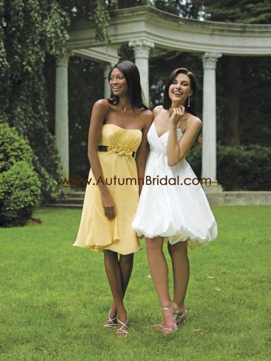 Buy Allure 1215 Bridesmaid Dresses From Autumn Bridal Make your Wedding Wonderful