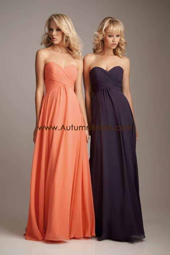 Buy Allure 1221 Bridesmaid Dresses From Autumn Bridal Make your Wedding Wonderful