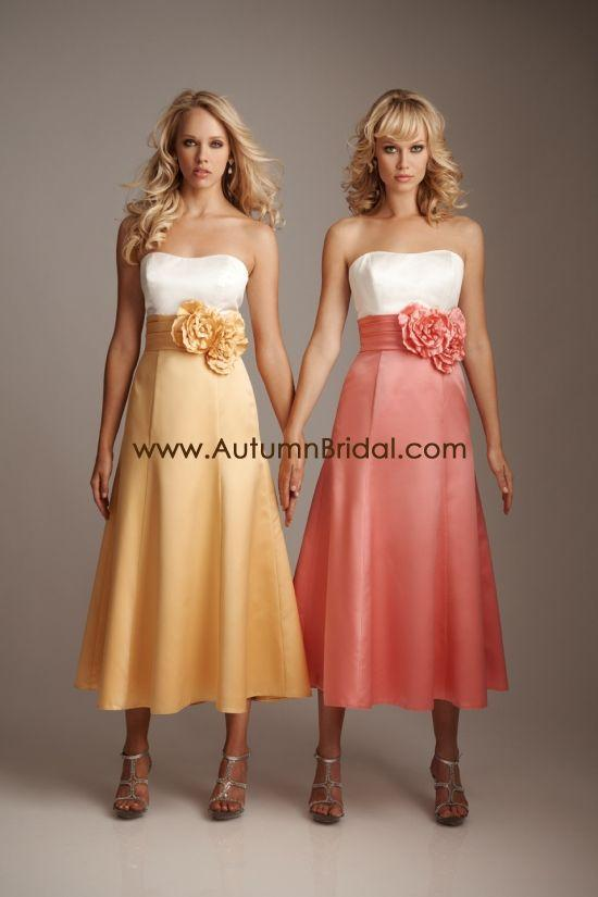 Buy Allure 1222 Bridesmaid Dresses From Autumn Bridal Make your Wedding Wonderful