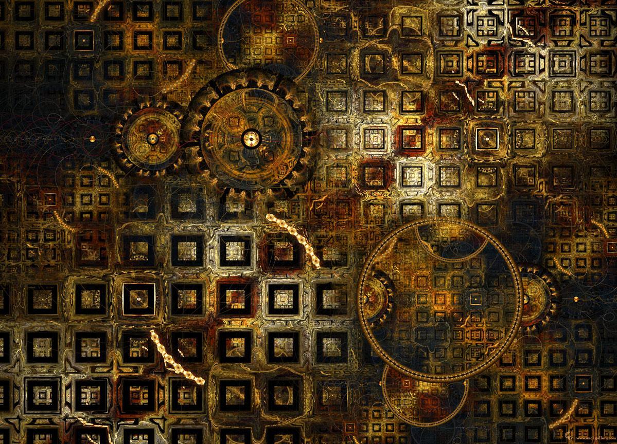 quantum fabric