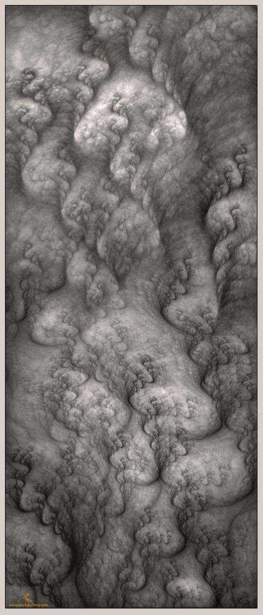 ash falls fractal