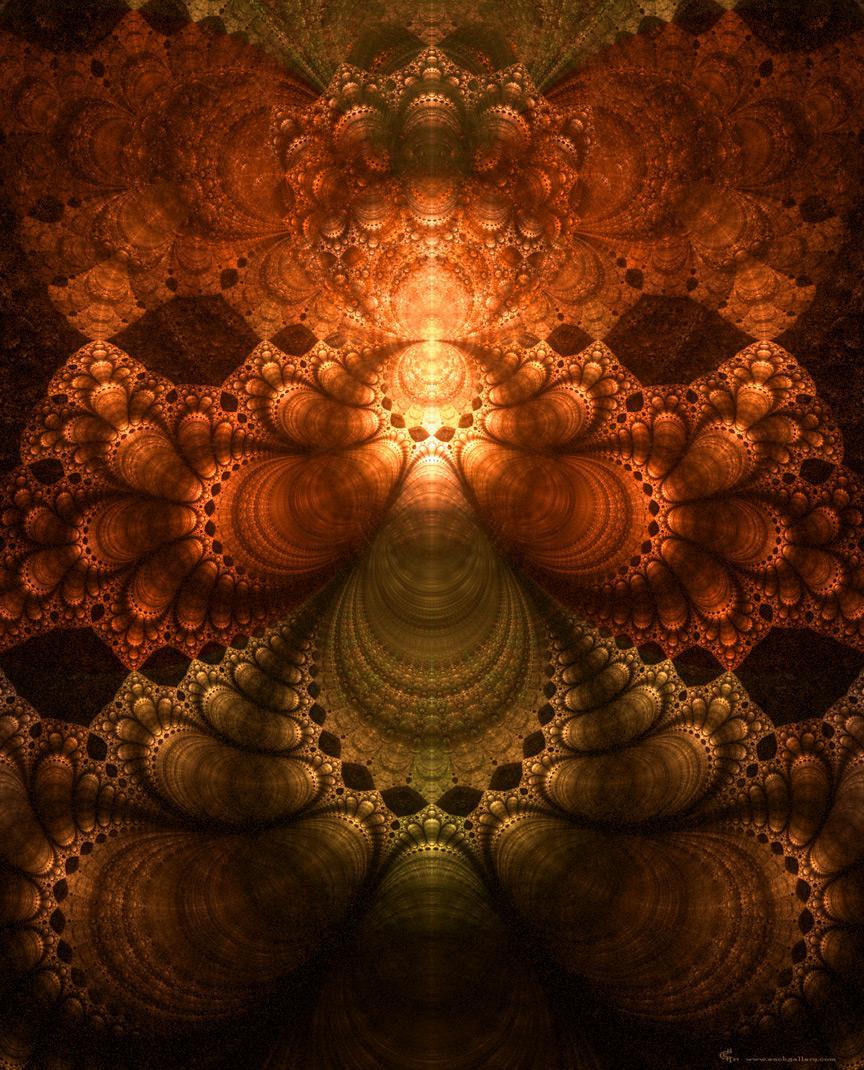 multiplicity fractals