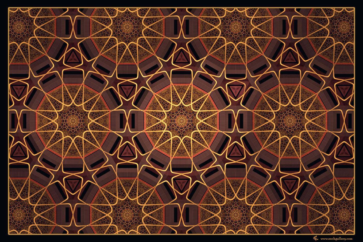 eastern stars 1 fractal