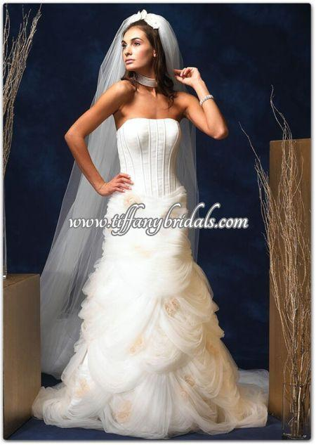 Cheap Alyce Wedding Dresses - Style 7048 - Only USD $355.20