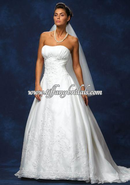 Cheap Alyce Wedding Dresses - Style 7060 - Only USD $384.80