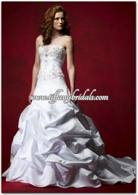 Cheap Alyce Wedding Dresses - Style 7078 - Only USD $381.00