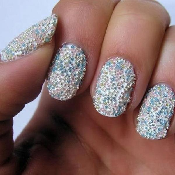Pinterest / Search results for caviar nails
