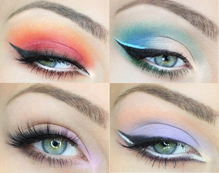 eyes on fire - StyleCraze