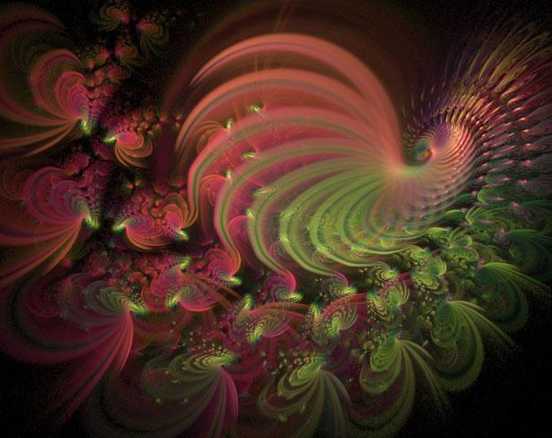 40 Amazing 3D Fractals Using Apophysis | Webdesigner Depot