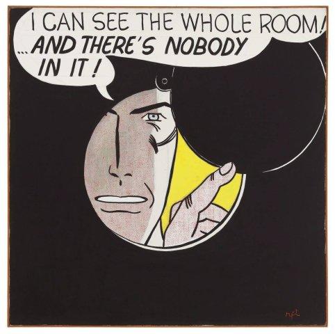 43 miliony dolarów za 'komiks' Lichtensteina. Rekordowa aukcja w Nowym Jorku