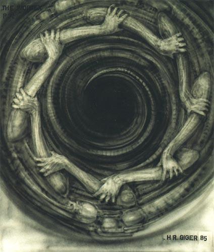 Labyrinthe-HR Giger-P22