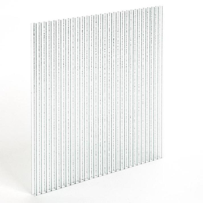 Struttura   Duo   Duo White Out   Materials   3form