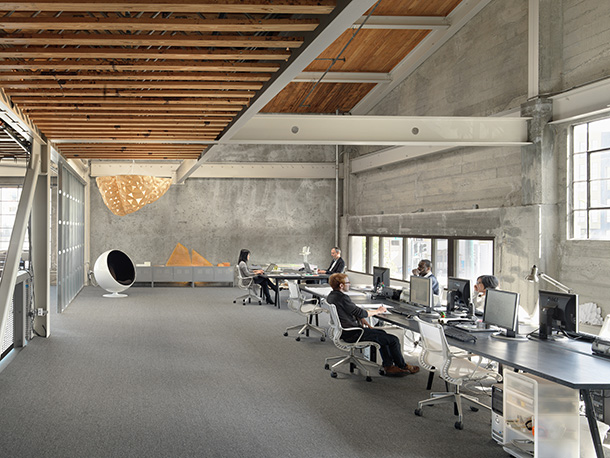 Obscura Digital HQ by IwamotoScott Architecture | Visuall