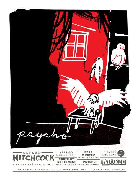 Hitchcock Film Series : Daniel Zender