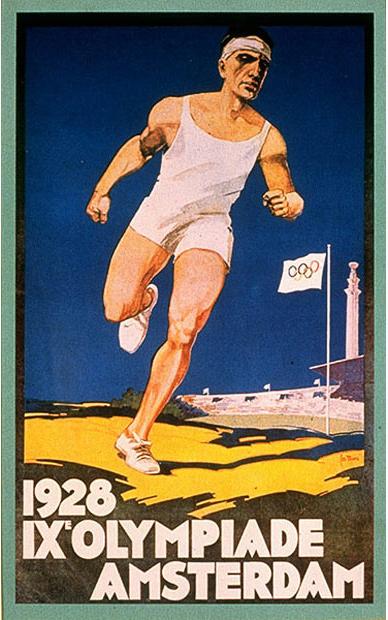 IX Olympic Games, Amsterdam, 1928