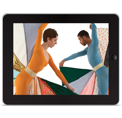 Merce Cunningham: iPad App — 2wice