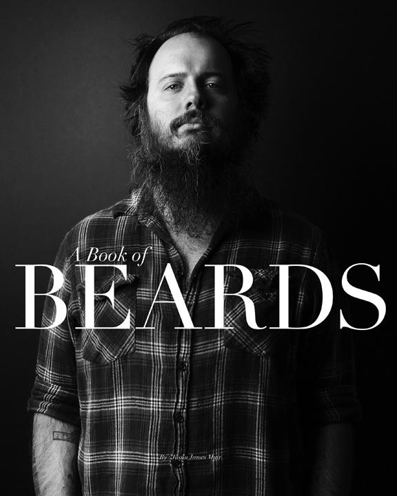 Beards by Justin Muir