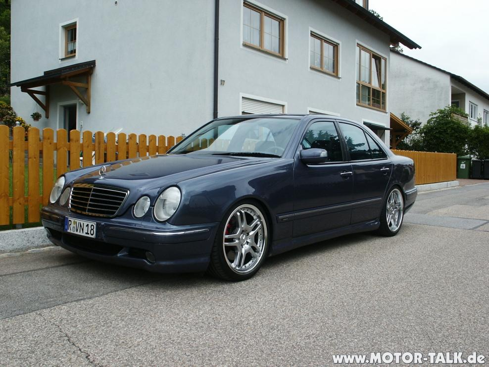 Sandro : W210 E55 AMG, oder W211 E500, wie würdet ihr entscheiden? : Mercedes E-Klasse W210 : #203014071