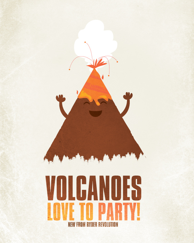 All sizes | Volcanoes Love to Party! | Flickr - Photo Sharing!