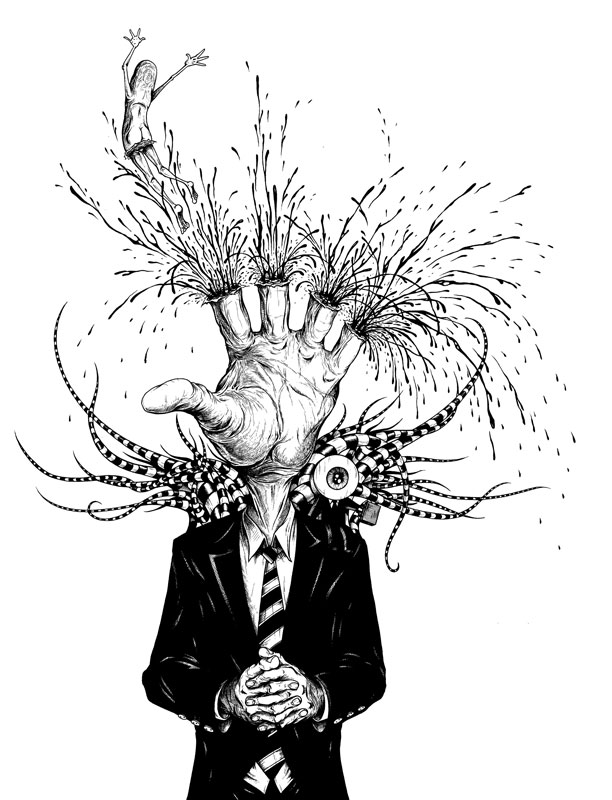 Eat The Wounded by *alexpardee