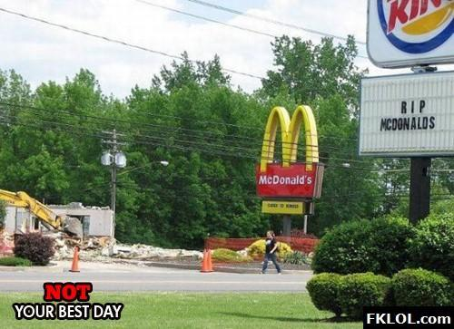 Burger King Wins -