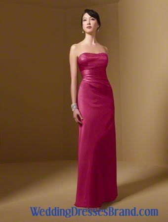 Discount Alfred Angelo 7027 Bridesmaids, Find Your Perfect Alfred Angelo at WeddingDressesBrand.com