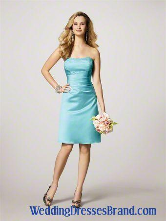 Discount Alfred Angelo 7027s Bridesmaids, Find Your Perfect Alfred Angelo at WeddingDressesBrand.com
