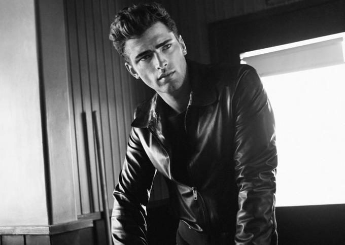 Nr. 9: Sean O'Pry and Jon Kortajarena by David Sims for Zara