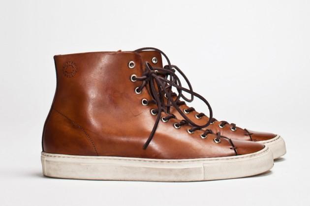 Buttero Tanino High Sneakers • Highsnobiety
