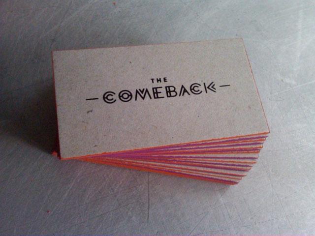 The Comeback |