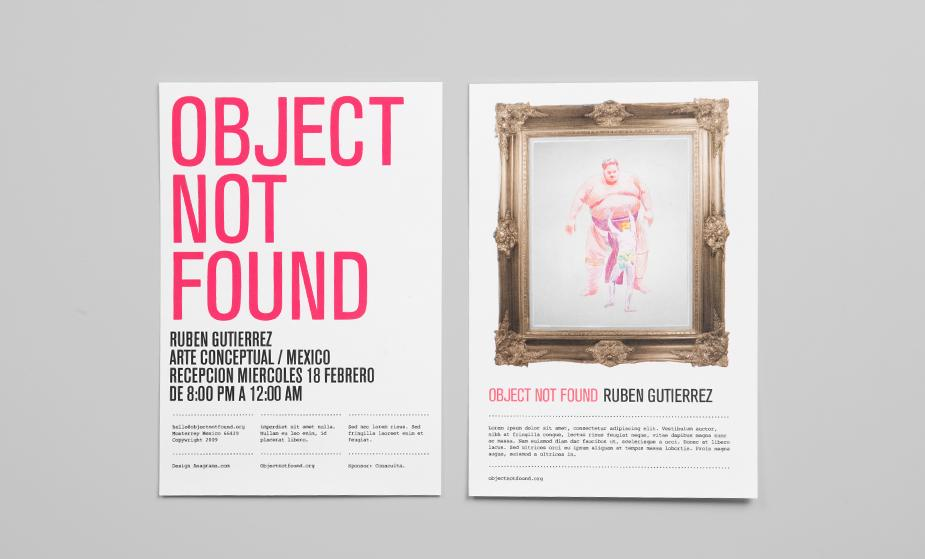 Anagrama | Object Not Found