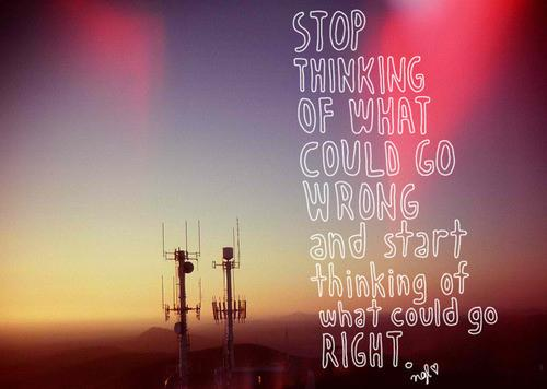 quotes, optimism, life - inspiring picture on Favim.com