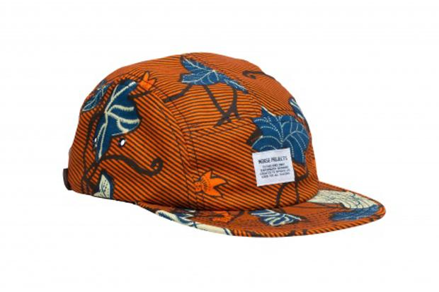 """Norse Projects """"Africa Pack"""" Five Panel Caps 