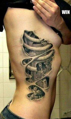 Tattoo Win - DailyFailCenter.com