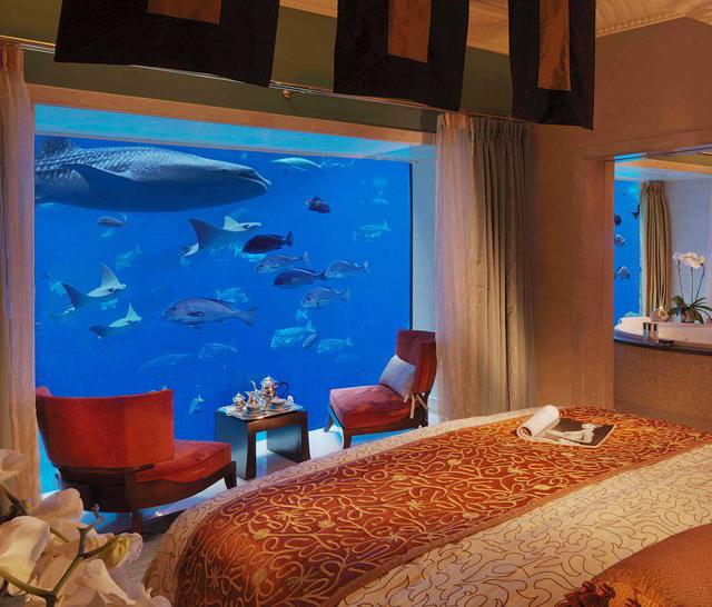 Fancy - Underwater Suites @ Atlantis, Dubai