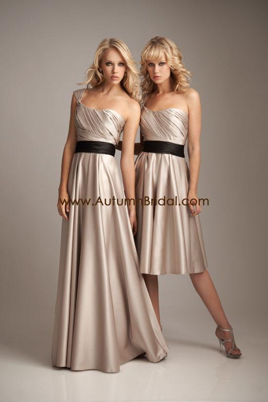 Buy Allure 1235 Bridesmaid Dresses From Autumn Bridal Make your Wedding Wonderful