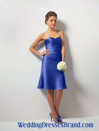 Discount Alfred Angelo 7041s Bridesmaids, Find Your Perfect Alfred Angelo at WeddingDressesBrand.com