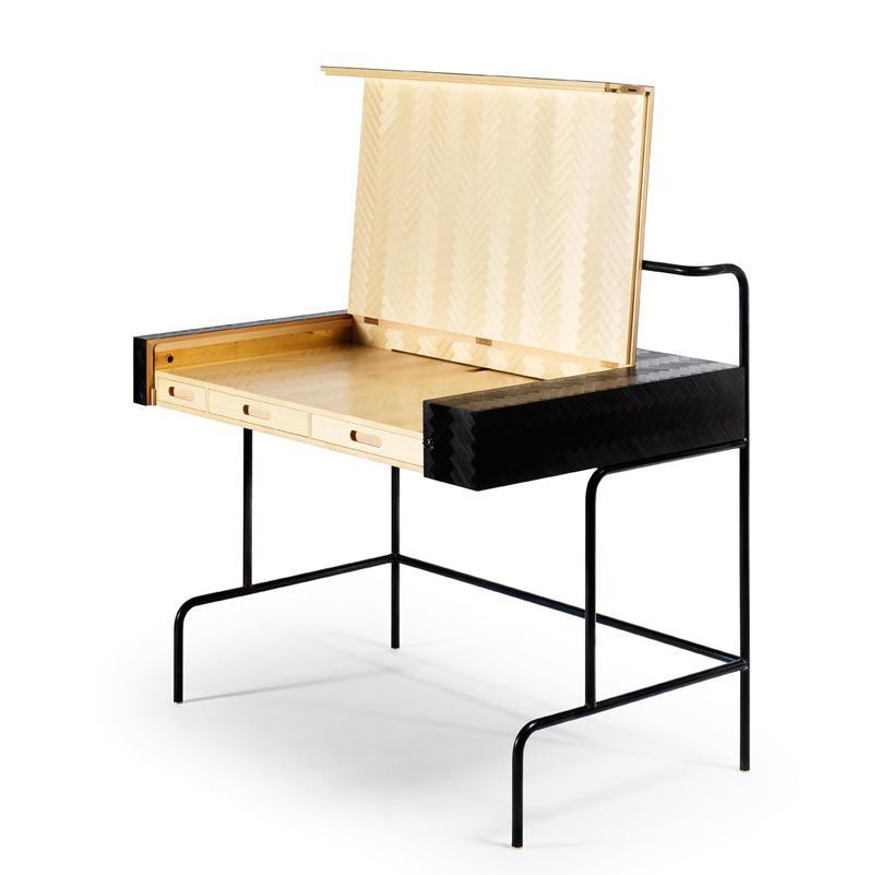 note design studio + karolina stenfelt: soot