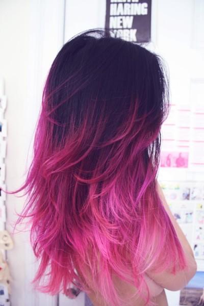 rose hair - StyleCraze