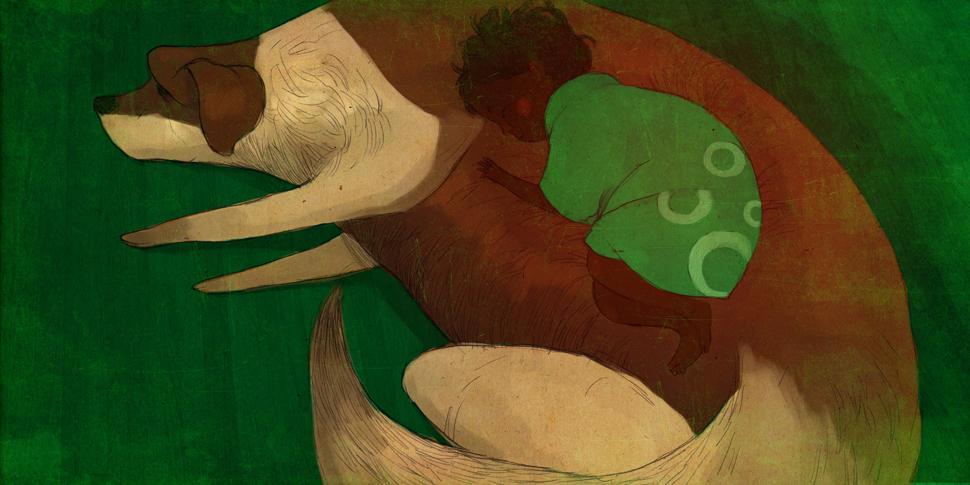 hijos de colores : Conrad Roset