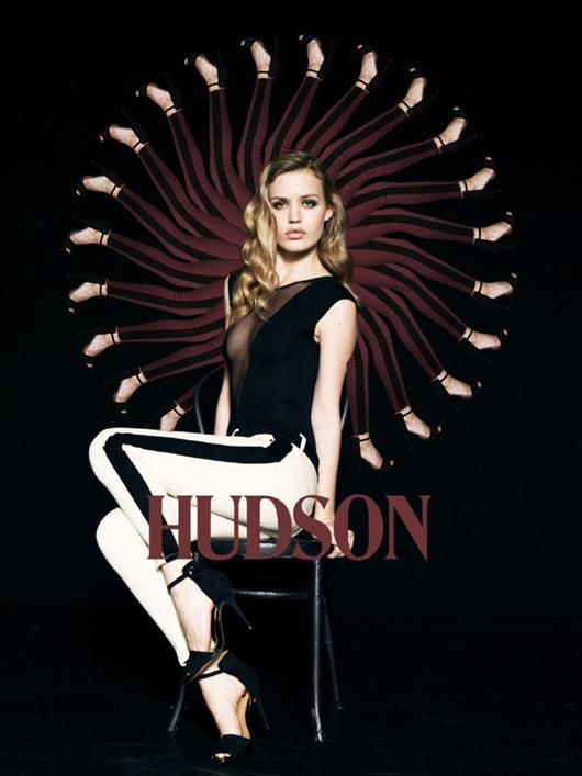 Hudson Autumn-Winter 2012-2013 Campaign . ??????????? : LiveInternet - ?????????? ?????? ??????-?????????