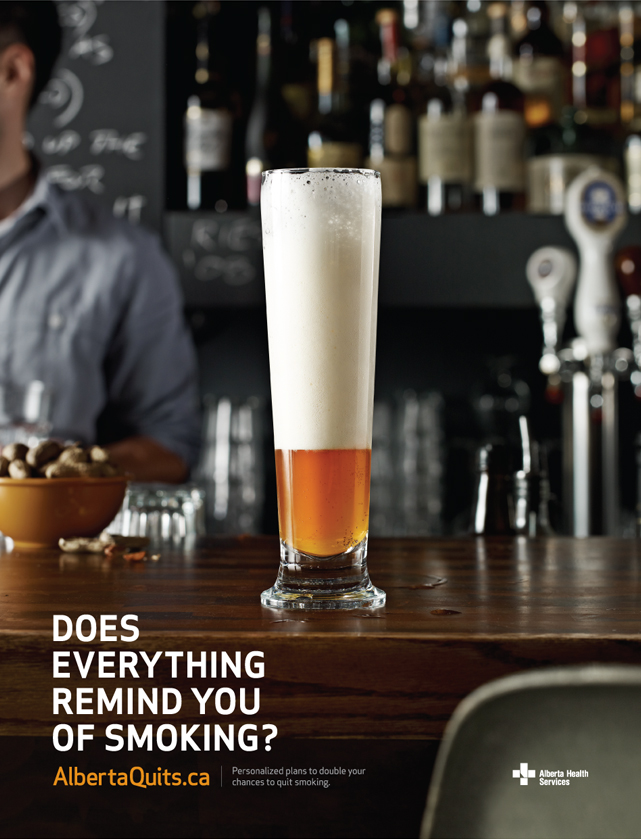 "Alberta Health Services: Triggers, Beer | Ads of the Worldâ""¢"