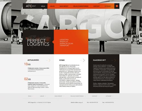 25 Professional and Modern Web Designs