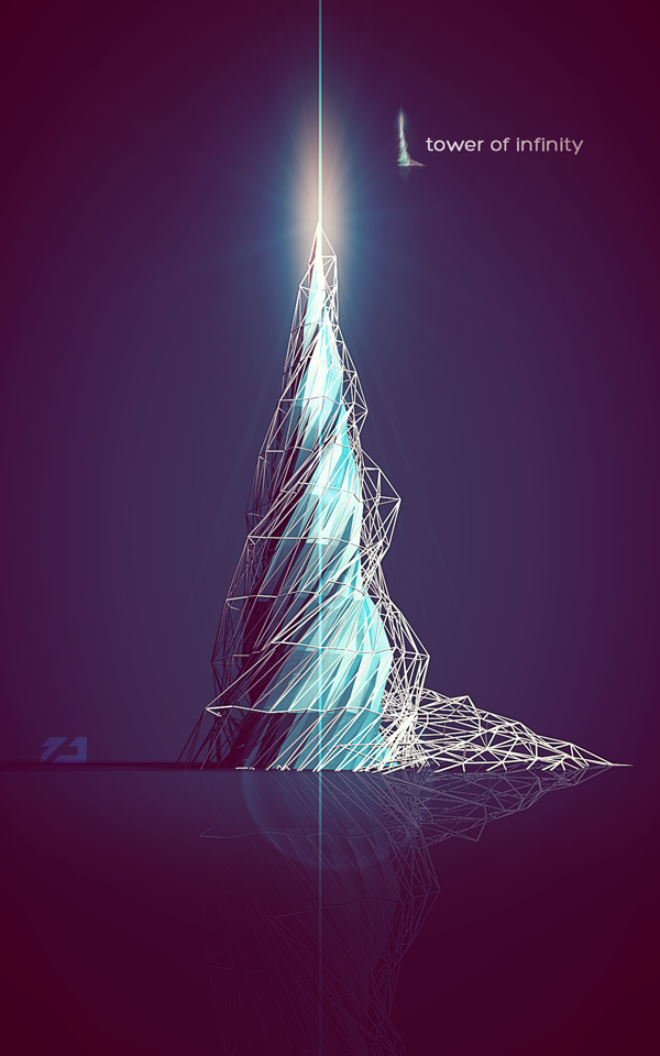 Tower of infinity by ~Zoli89