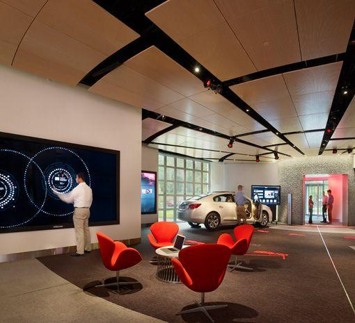 Verizon Technology Innovation Center - Workplace Featured Installation