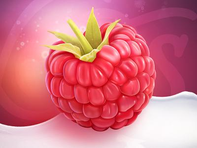 Raspberry by Mike | Creative Mints
