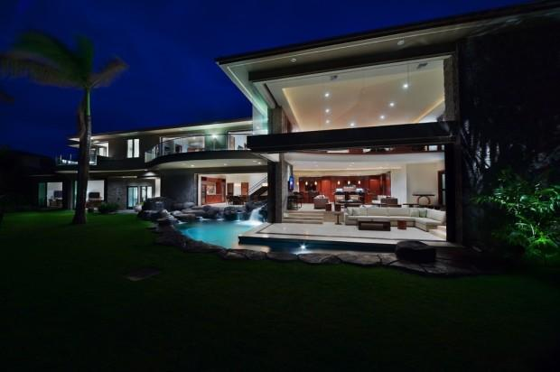 Jewel Of Kahana Oceanfront House, Maui | inspirationfeed.com
