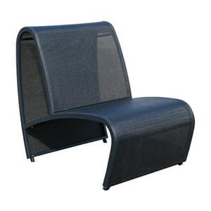 Wave Lowrise Chair in Black – The UK's No. 1 Garden Furniture Store