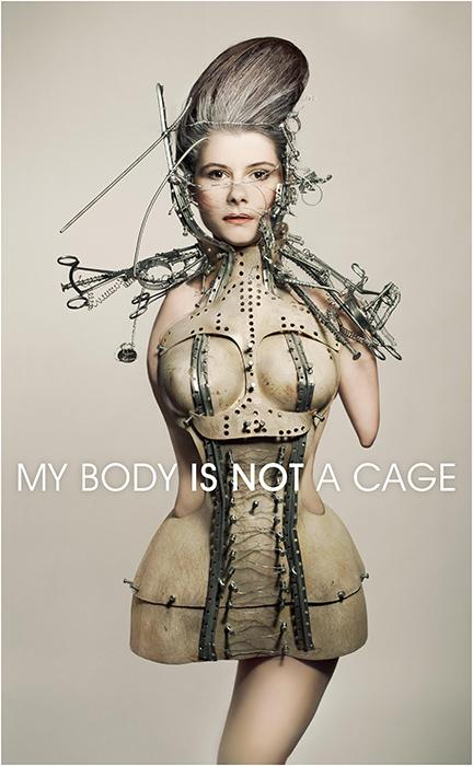 My body is not a cage